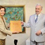 Premijer Krivokapić primio u oproštajnu posjetu ambasadorku Austrije