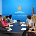 Podrška Unicefa Ministarstvu prosvjete, nauke, kulture i sporta