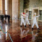 Počasna garda za Abazovića u Anakari: Položen vijenac u mauzoleju Ataturka