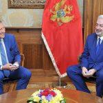 Premijer Krivokapić sastao se sa delegacijom Parlamentarne skupštine Frankofonije