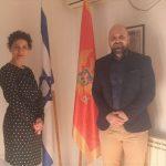 Saopštenje: Državni sekretar Božović posjetio Jevrejsku zajednicu Crne Gore