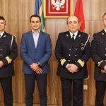 Presjednik Opštine Bar Raičević primio delegaciju albanskog ratnog broda