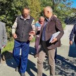 Građani Opštine Cetinje traže gradnju pasarele u Meterizima
