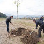 U Opštini Bijelo Polje počelo uređenje sportsko rekreativne zone na Loznicama